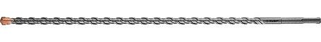 "Бур по бетону ЗУБР 14 x 460 мм, SDS-Plus, серия ""Профессионал"" (29314-460-14_z01), фото 2"
