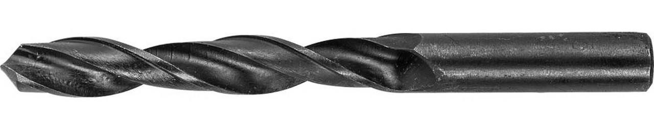 Сверло по металлу ТЕВТОН 10 шт., Ø 9.5 x 63 x 100 мм (2960-100-095)