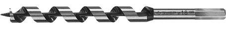 "Сверло Левиса по дереву ""Левис"", ЗУБР d=18 x 235/160 мм, HEX (2948-235-18_z01), фото 2"