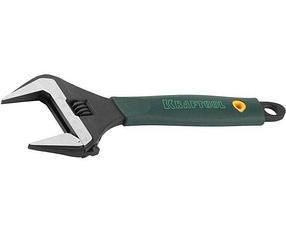 "Ключ разводной, KRAFTOOL 250/50 мм, Cr-V, серия ""SlimWide"" (27258-25)"
