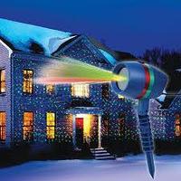 Лазерный проектор Star Shower Motion, фото 1