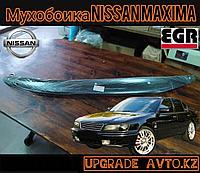Дефлектор на капот Nissan Maxima