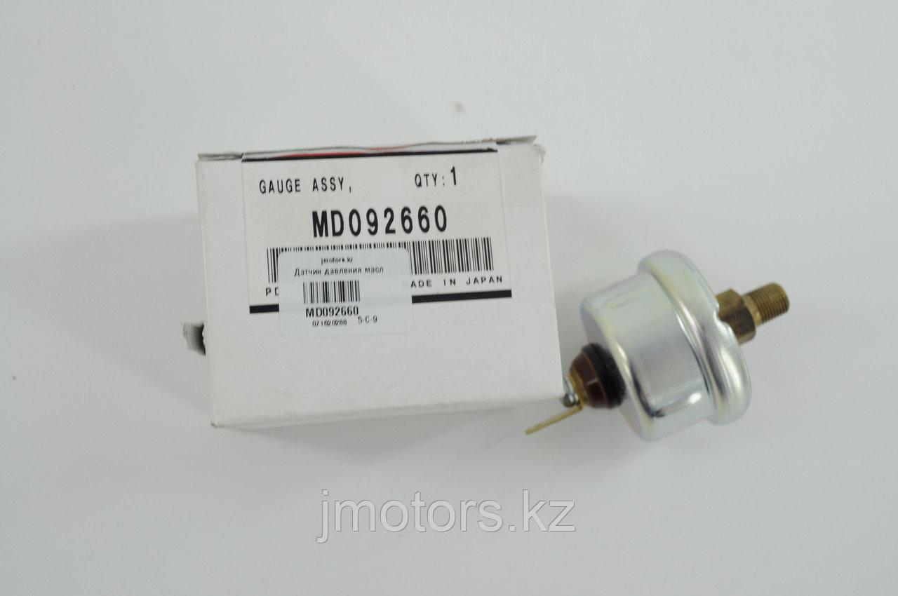 Датчик давления масла на стрелку MD092660 Pajero Sport