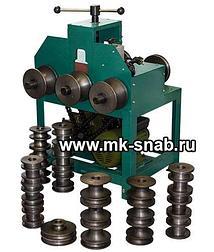 Трубогиб трехвалковый электромеханический ТЭМ-76 (круг: 16-76 мм, квадрат: 16-50 мм)