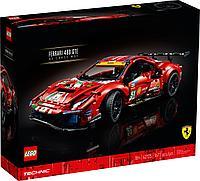 42125 Lego Technic Ferrari 488 GTE AF Corse #51 , Лего Техник