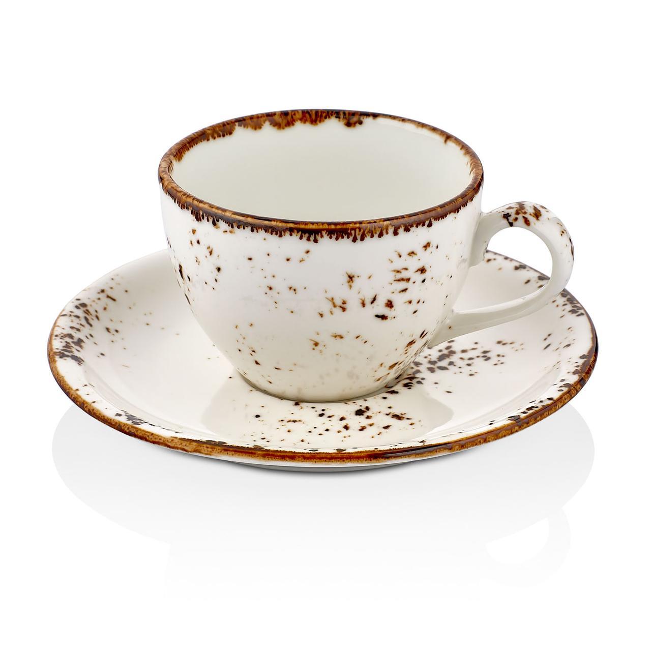 Набор чайный By Bone Elegance 220 мл на 1 персон 2 предмета