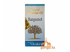 Натуральное эфирное масло Бергамот (Bargamot CHAKRA), 10 мл