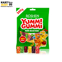 "Желейные конфеты Roshen ""Yummi Gummi Mini Bear Mix"" 100г."