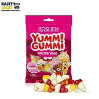 "Желейные конфеты Roshen ""Yummi Gummi Frozen Yogo"" 100г."