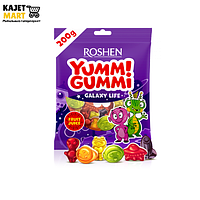 "Желейные конфеты Roshen ""Yummi Gummi Galaxy Life"" 100г."