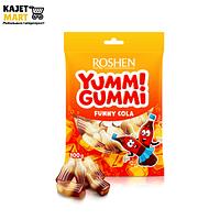 "Желейные конфеты Roshen ""Yummi Gummi Funny Cola"" 100г."