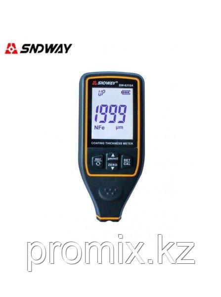 Толщиномер ЛКП SNDWAY SW-6310A