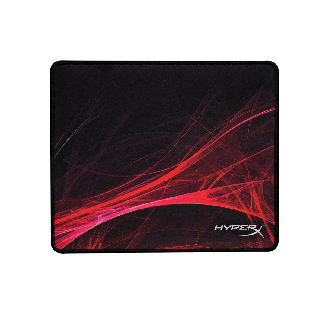 Коврик игровой, HyperX, HX-MPFS-S-M, HyperX FURY S Pro Gaming Speed Edition (Medium), 360x300x4 мм,