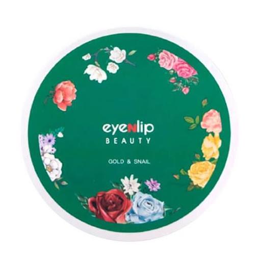 Гидрогелевые патчи Eyenlip Gold & Snail Hydrogel Eye Patch