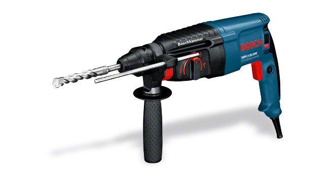 Перфоратор с патроном SDS-plus GBH 2-26 DRE Professional