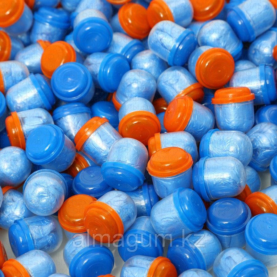 Бахилы в капсулах стандарт толщина 10 микрон - фото 1