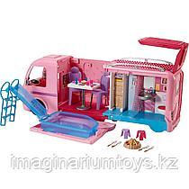 Барби автобус волшебный раскладной фургон на колесах