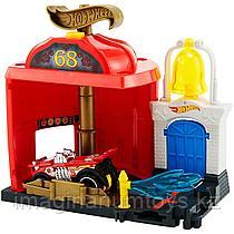 Hot Wheels City набор «Пожарная станция» Хот Вилс Город
