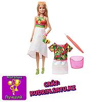 Набор кукла барби крайола радуга фруктовый сюрприз. Кукла BARBIE CRAYOLA Оригинал!