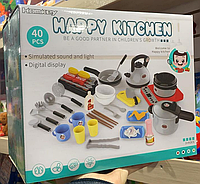 Игрушечная посуда Happy Kitchen 264А
