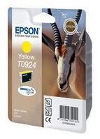 Картридж Epson C13T10844A10 (0924) C91/CX4300 желтый