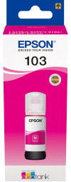 Чернила Epson C13T00S34A 103 EcoTank для L3100/L3101/L3110/L3150 пурпурный