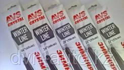 Зимняя щетка стеклоочистителя AVS Winter Line WB-19 (48см) - фото 2