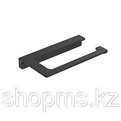 Держатель для туалетной бумаги без крышки Slide, IDDIS, SLIBS00i43 чёрный