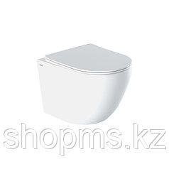 Унитаз подвесной безободковый IDDIS Blanco BLARDSEi25
