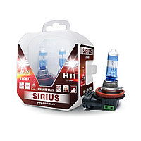 Галогенная лампа AVS SIRIUS/NIGHT WAY/ PB H11.12V.55W-2шт.
