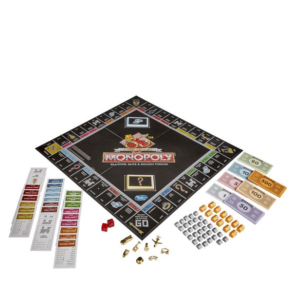 Hasbro: Монополия Юбилейная 85 лет