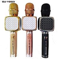 Портативная Колонка-Микрофон Magic Karaoke SU·YOSD YS-69 (Bluetooth, USB, TF, AUX), фото 1