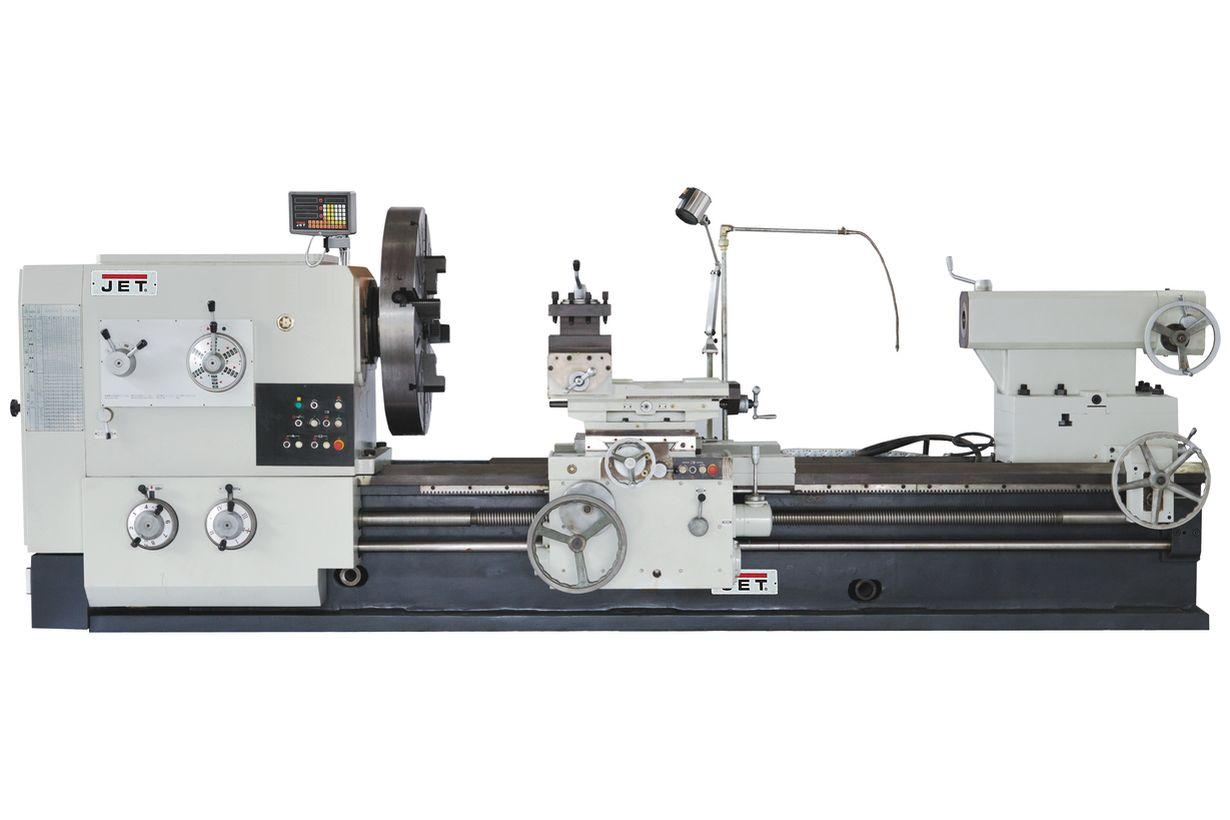 Станок токарный JET GH-64200 ZHH DRO RFS