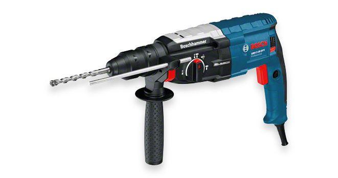 Перфоратор с патроном SDS-plus GBH 2-28 DFV Professional