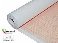 Бумага масштабно-координатная 878*10м Mazari M-2169