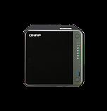 """QNAP TS-453D-4G Сетевой RAID-накопитель, 4 отсека 3,5""""/2,5"""", 2 порта 2,5 GbE BASE-T, HDMI-порт., фото 2"""