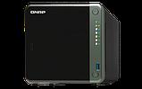 """QNAP TS-453D-4G Сетевой RAID-накопитель, 4 отсека 3,5""""/2,5"""", 2 порта 2,5 GbE BASE-T, HDMI-порт., фото 3"""