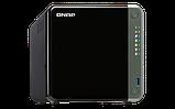 """QNAP TS-453D-4G Сетевой RAID-накопитель, 4 отсека 3,5""""/2,5"""", 2 порта 2,5 GbE BASE-T, HDMI-порт., фото 4"""