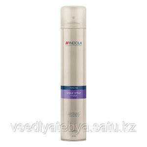INDOLAСпрей-блеск для волос Indola Innova Finish Shine Spray без фиксации, 500 мл