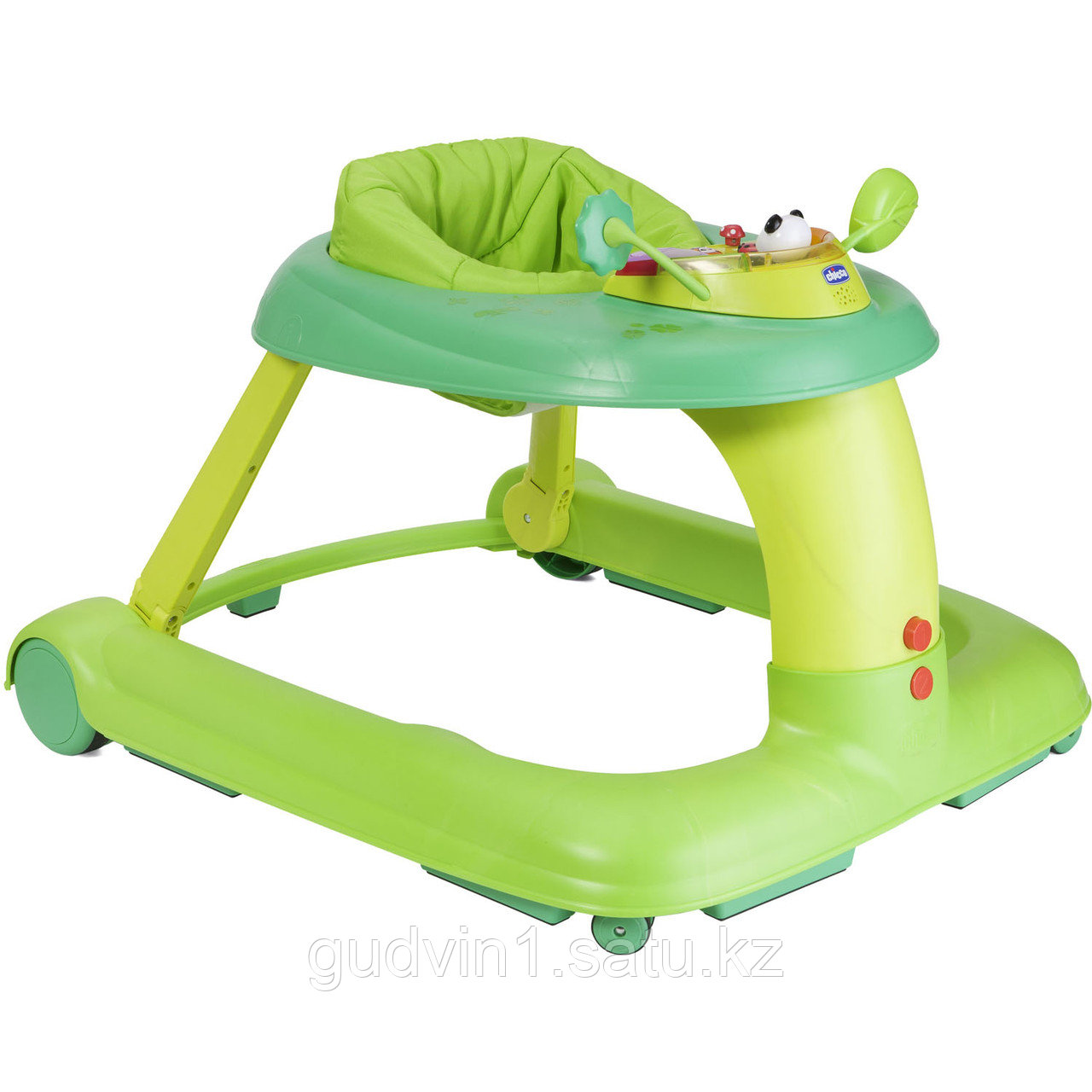 Ходунки Chicco 123 Baby Walker (light green) 758095