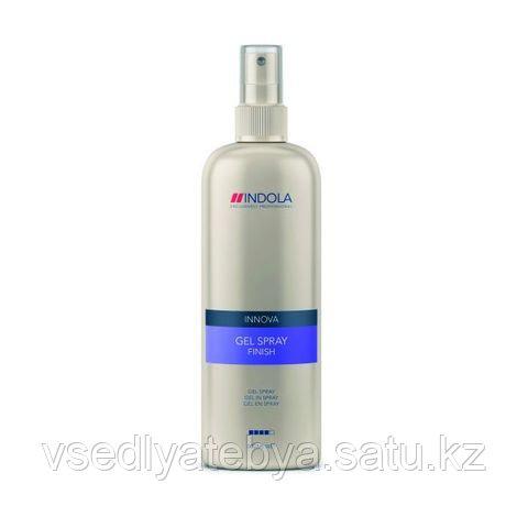 INDOLA Innova FINISH Gel Spray Гель- спрей для сильной фиксации, 300 мл.