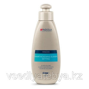 Эликсир для уплотнения волос Indola Innova Hairthicking Elixier Setting 150 мл