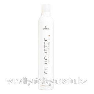 Безупречный мусс для волос мягкой фиксации Schwarzkopf Silhouette Pure Mousse Flexible Hold 500 мл