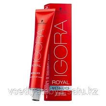 Крем-краска Igora Royal Metallics 60 мл