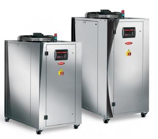 Чиллер малой производительности с воздушным охлаждением конденсатора, модель SV-CLR4 (mini), 3.7 кВт