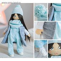 Интерьерная кукла «Молли», набор для шитья, 18.9 × 22.5 × 2.5 см