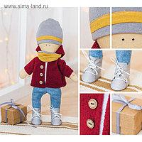 Интерьерная кукла «Том», набор для шитья, 18.9 × 22.5 × 2.5 см