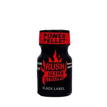 Попперс Rush Ultra Strong - Black Label 10ml.