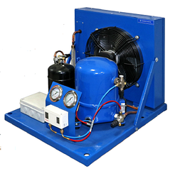 Компрессорно-конденсаторный холодильный агрегат серии SV-MTZ, модель SV-MTZ22-D1200