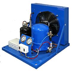 Компрессорно-конденсаторный холодильный агрегат серии SV-MTZ, модель SV-MTZ36-D1300